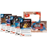 MEGA Sports Camp FUNdamentals: Sports Flash Newspapers (pkg. of 5)