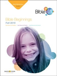 Bible-in-Life: Early Elementary Bible Beginnings (Student Book), Fall 2019