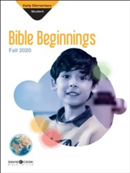 Bible-in-Life: Early Elementary Bible Beginnings (Student Book), Fall 2020