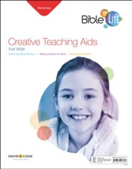 Bible-in-Life: Elementary Creative Teaching Aids, Fall 2020