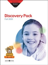Bible-in-Life: Elementary Discovery Pack (Craft Book), Fall 2020