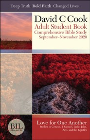 Bible-in-Life: Adult Student Book, Fall 2020