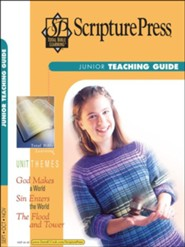 Scripture Press: Junior Grades 5-6 Teaching Guide, Fall 2018