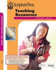 Scripture Press: Young Teen Teaching Resources, Fall 2020
