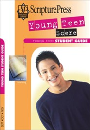 Scripture Press: Young Teen Teen Scene (Student Book), Fall 2018