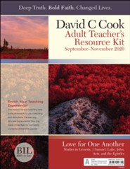 Bible-in-Life: Adult Teacher's Resource Kit, Fall 2020