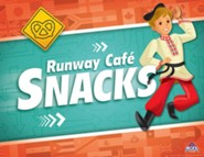 The Incredible Race: Runway Caf&#233 Snacks Rotation Sign