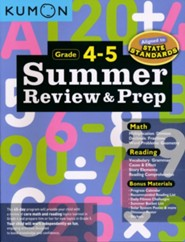 Summer Review & Prep, Grade 4-5