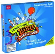 Hands-On Bible Curriculum Toddlers & 2s: Learning Lab Summer 2020