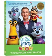 Slugs & Bugs Show Complete 13-Episode Exclusive Box Set Collection