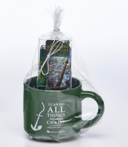 I Can Do All Things, Mug, Pen and Bookmark Gift Set