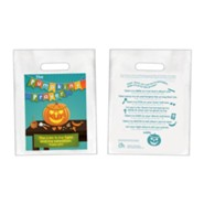 Pumpkin Prayer Goodie Bags, Pack of 12