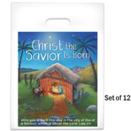 Christ the Savior is Born Goodie Bags, Pack of 12