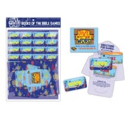 Books of the Bible Match Game