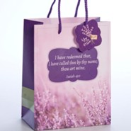 Whispers of God's Love Medium Gift Bag, KJV