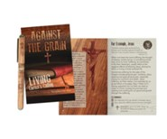 Against the Grain Pen and Softcover Devotion Book Gift Set