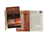 Against the Grain Pen and Softcover Devotion Book Gift Set, KJV