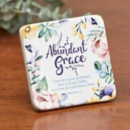 Abundant Grace Plaque