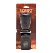 Against the Grain LED Flashlight with Clamp