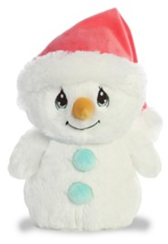 Flurry Snowman Plush, You Melt My Heart