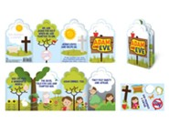 Dive Into God's Word Fold-Out Activity Booklet