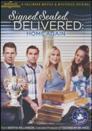 Signed, Sealed, Delivered: Home Again, DVD
