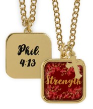 Strength Pendant, Phil 4:13