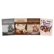 Abeka Grade 4 Homeschool Child History Kit
