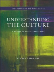 Understanding the Culture Student Manual