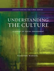 Understanding the Culture Teacher's Manual