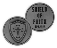 Shield of Faith, Armor Of the Lord Pocket Token