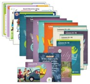 Answers Bible Curriculum Unit 9 All Levels Complete Teacher Set