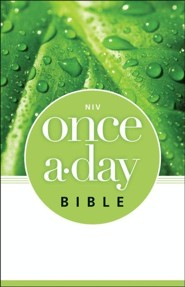 NIV Once-A-Day Bible - eBook