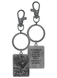 Wings As Eagle, Guardian Eagle Keyring