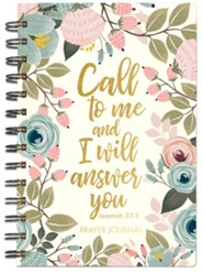 Call to Me Prayer Journal