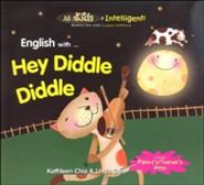 All Kids R Intelligent! English Readers: Hey Diddle Diddle