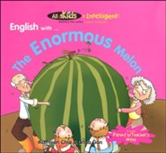 All Kids R Intelligent! English Readers: The  Enormous Melon