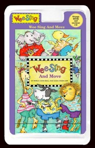 Wee Sing and Move: Book and CD