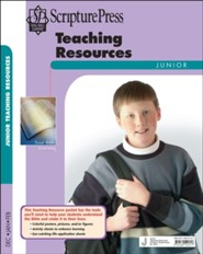 Scripture Press: Junior Teaching Resources, Winter 2018-19