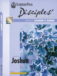Scripture Press: Adult Disciples Bible Study Leader's Guide, Winter 2018-19