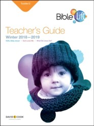 Bible-in-Life/Echoes: Toddler Teacher's Guide, Winter 2018-19