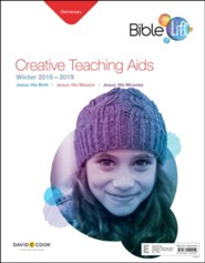 Bible-in-Life: Elementary Creative Teaching Aids, Winter 2018-19