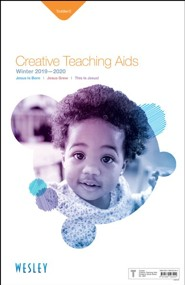 Wesley: Toddlers & 2s Creative Teaching Aids, Winter 2019-20