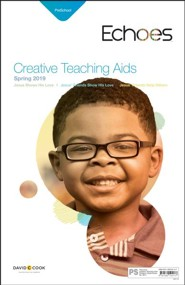 Echoes: Preschool Creative Teaching Aids, Spring 2019