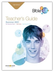 Bible-in-Life: High School Teacher's Guide, Summer 2021