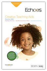 Echoes: Early Elementary Creative Teaching Aids, Summer 2021