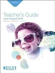 Wesley: Preschool Teacher's Guide, Summer 2018
