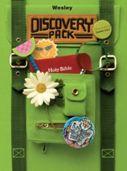Wesley: Elementary Discovery Pack Craft Book, Summer 2020