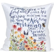 Steadfast Love, Pillow