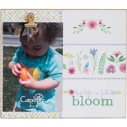Live Life In Full Bloom Photo Frame